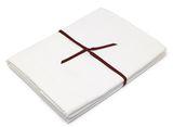 Flat Bottom Linen Sheet - King Size - Off White