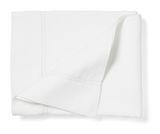 Hem Stitch Linen Top Sheet - King Size