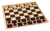 Magnum Chess and Draughts Mat