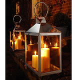 Rectangular Coach Lantern - Large