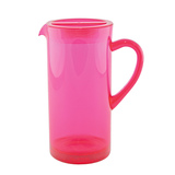 Tinted Pitcher - Fuchsia
