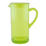 Tinted Pitcher - Green