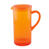 Tinted Pitcher - Orange
