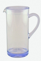 Tinted Pitcher - Transparent