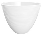 Techs Small High Bowl - White