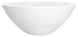 Techs Large Salad Bowl - White