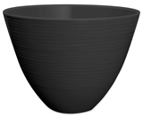 Techs Small High Bowl - Black