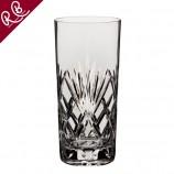 Tall Braemar Crystal Highball Glass