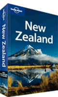 Lonely Planet Guide - New Zealand