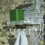 Tiko Shelf and Hooks