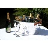 Silver Plated Champagne Bath