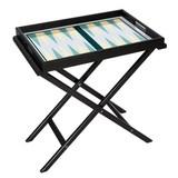 Backgammon Board and Stand
