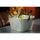 Silver Plated Champagne Bath - Small