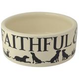 Large Labrador Dog Bowl