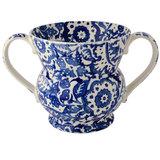 'Blue Wallpaper' Urn Vase