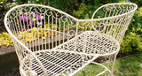 Old Rectory Love Bench