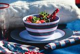 Lighthouse Melamine Bowls - set of 4
