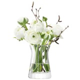 Pleat Optic Mini Mixed Bouquet Vase