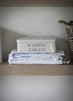 Enamel Washing Tablet Box