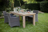 St Mawes Table with Planter/Drinks Cooler