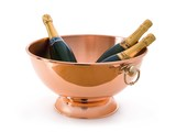 Mauviel Copper Champagne Bowl