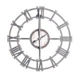 Aged Roman Numerals Wall Clock