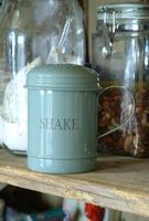 Flour Shaker - Shutter Blue