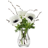 Flower Texture Mini Posy Vase