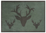 Royal Stag Doormat by Turtle Mat