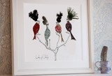 'Ladies of Liberty' Limited Ed. Mounted Print