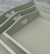 Celadon Tray - Medium