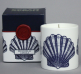 Bone China Candle - Manderley