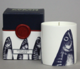 Bone China Candle - Star Gazey