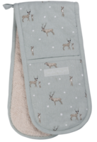 Stag Double Oven Gloves