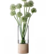 Handmade Glass Lotta Vase