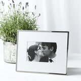 Fine Silver-Plated Photo Frame - 4x6