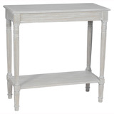Slate Grey Console Table
