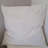 Large Duck Feather Cushion Pad