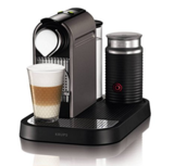 Nespresso CitiZ with Aeroccino