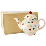 Polka Dot Teapot - 4 Cup