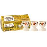'Hen & Toast' Egg Cups (set of 3)