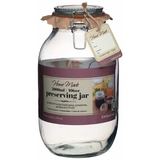 Glass Preserving Jar - 3Litre