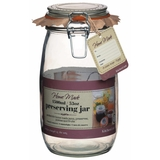 Glass Preserving Jar - 1.5Litre