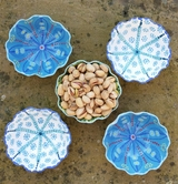 Bahari Nut Dish - Blues