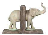 Tembo Elephant Bookends