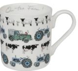'On the Farm' Mug
