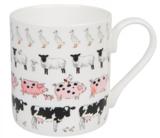 'Farm Animals' Mug