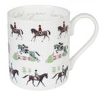 'Hold your Horses' Mug