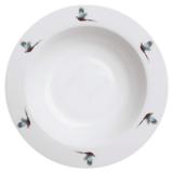 'Flying Pheasants' - Pasta Bowl