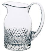 Crystal Antibes Water Jug